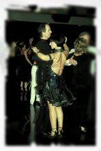 i miei ballerini preferiti... i miei genitori!!!