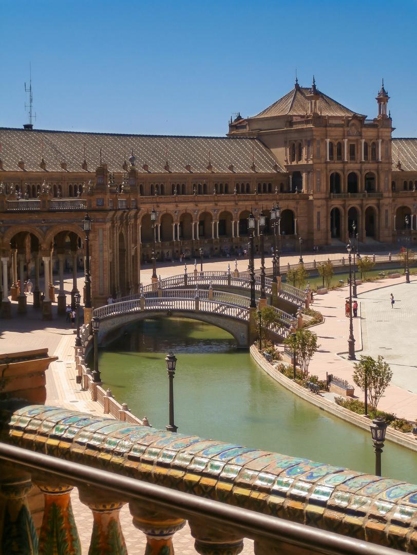 I miss you Sevilla....