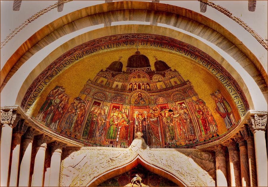 I mosaici di S. marco