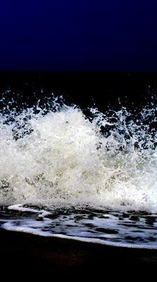 ...i movimenti dell'onda...