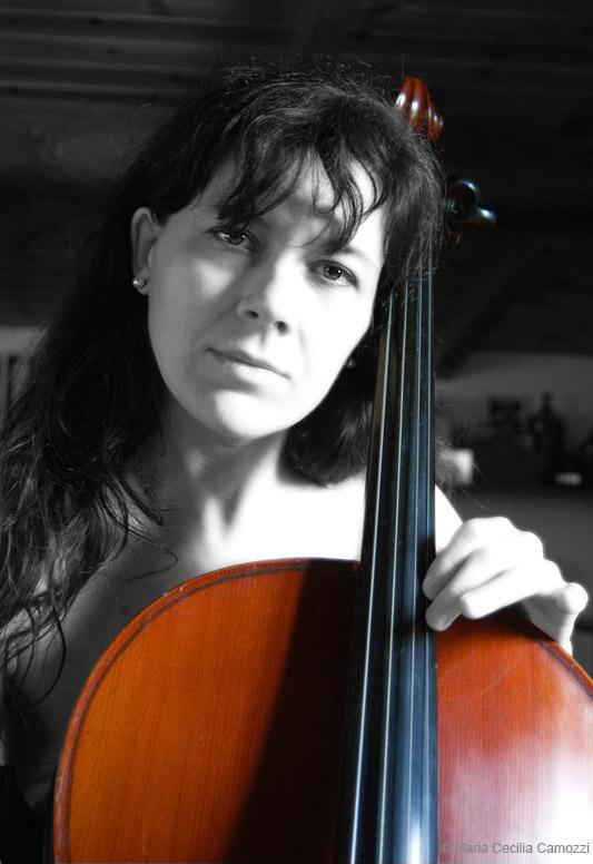 I & my cello