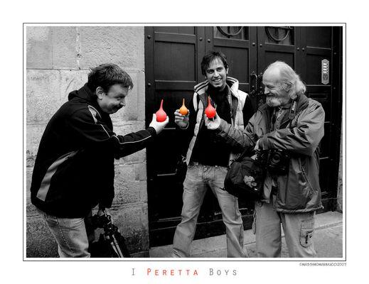 I Peretta Boys...