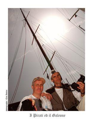 I Pirati ed il Galeone