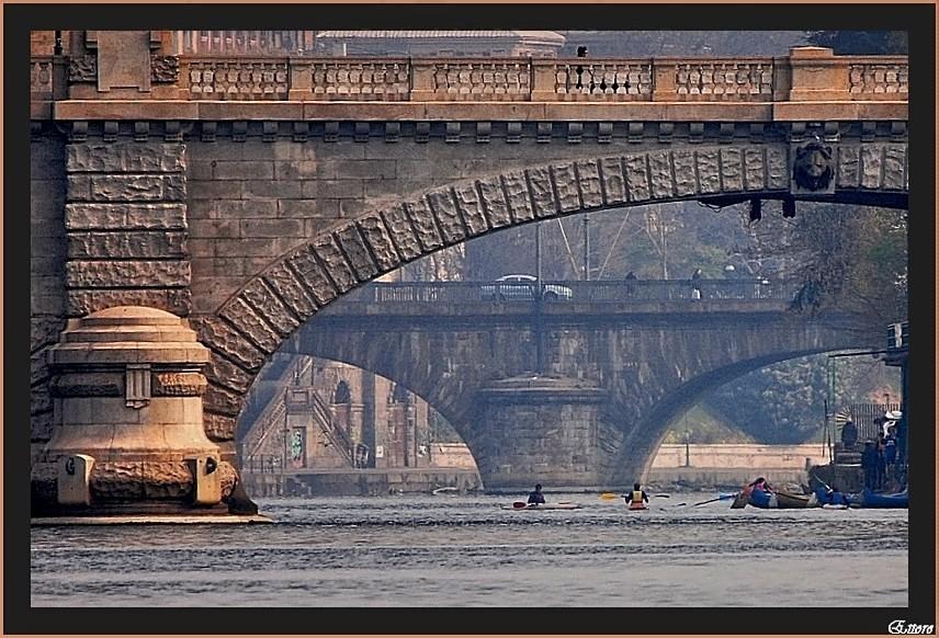 I ponti del Po