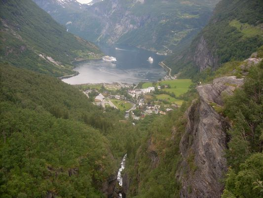 i ricordi della norvegia
