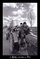 I, Rudolf and ours tractor zn. Ford