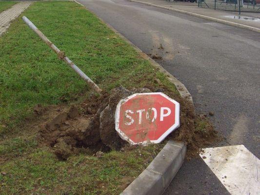 I said STOP!