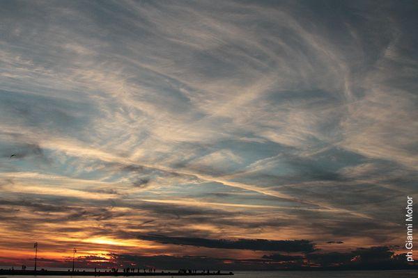 i segni delle nubi