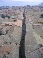 I tetti di Orvieto