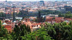 i Tetti Di Praga