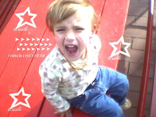 .:i wanna be a rock\'n\'roll star:.