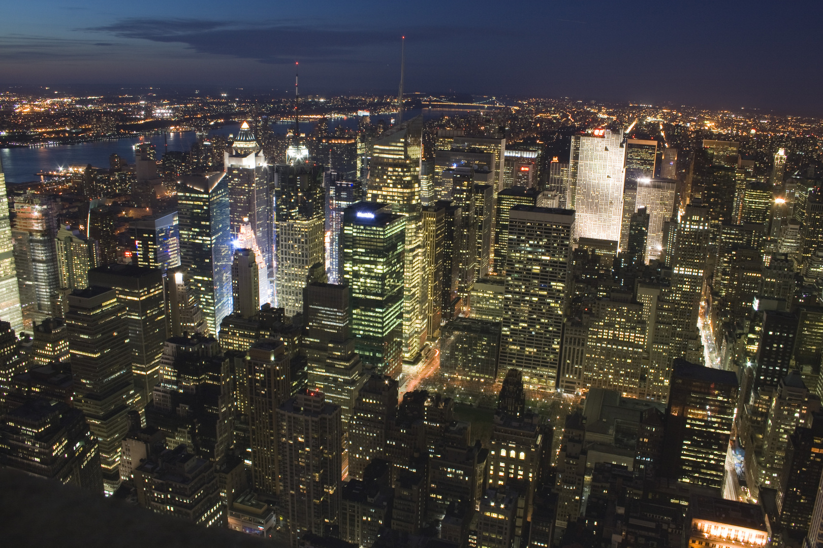 I wanna wake up in a city that never sleeps
