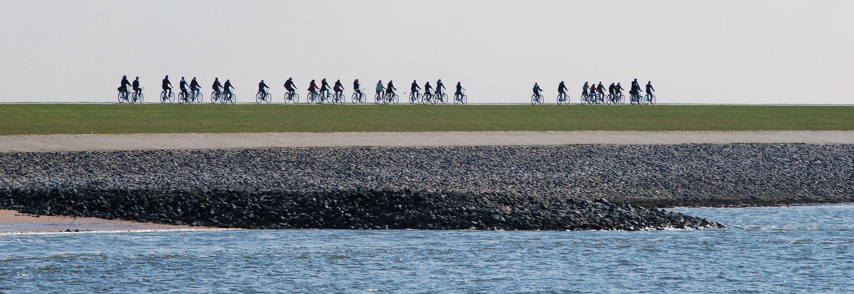 I want to ride my bike ;-)