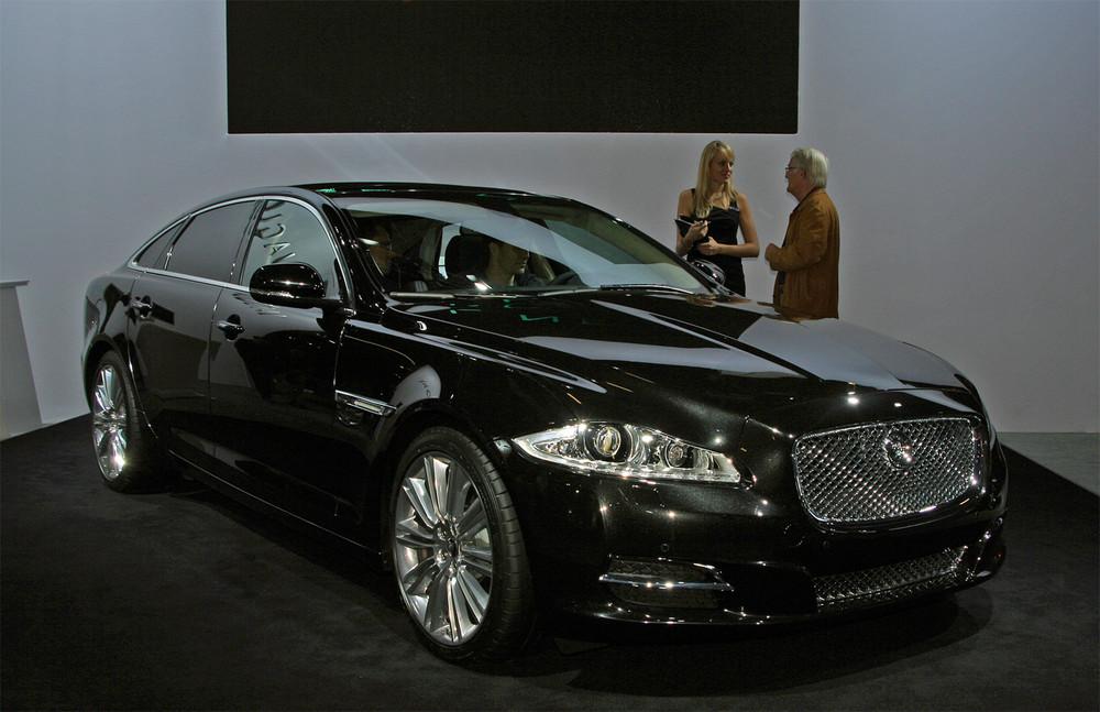 IAA 2009 - Jaguar