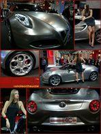 IAA 2011: Alfa Romeo 4C
