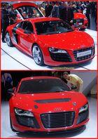 IAA 2011: Audi R8 5.2 FSI quattro und R8 e-tron
