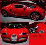 IAA 2011: Bugatti Veyron 16.4 Grand Sport