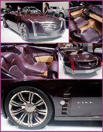 IAA 2011: Cadillac Ciel 3.6 Biturbo Concept Car