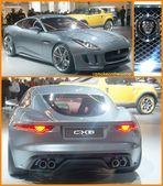 IAA 2011: Jaguar C-X16