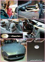 IAA 2011: Maserati GranCabrio Fendi 4.7 Pininfarina
