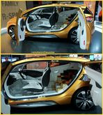 IAA 2011: Renault R-Space Concept Car