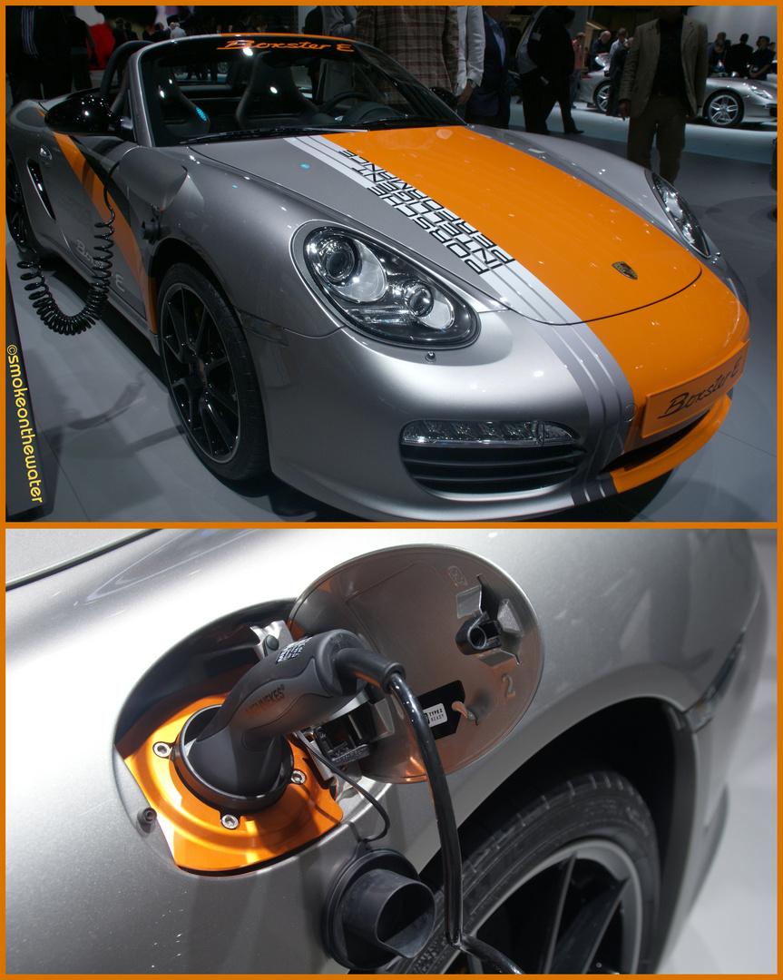 IAA 2011: Starkstrom-Porsche