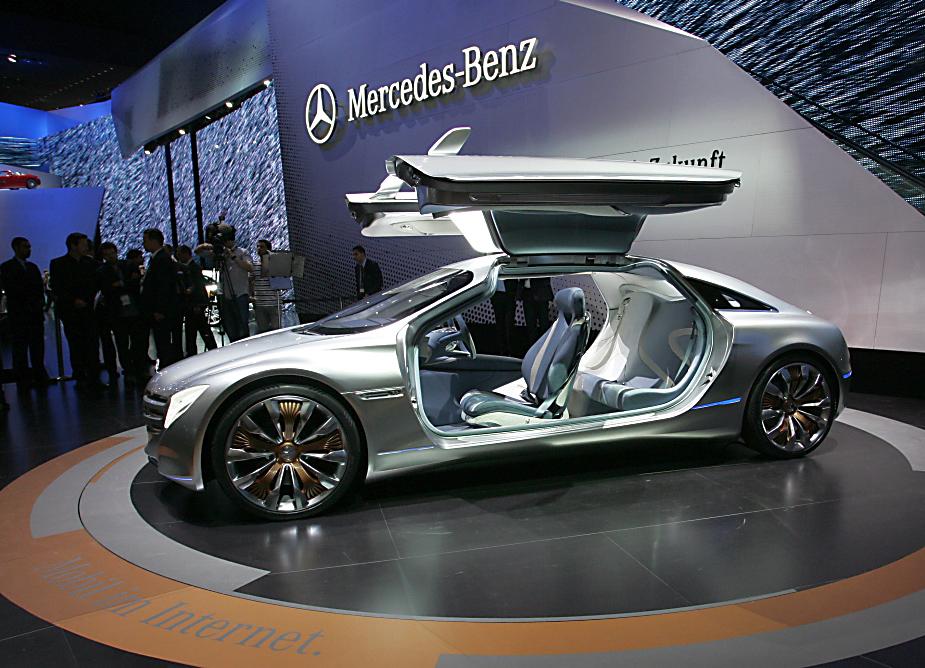 IAA 2011 - Zukunft serienmäßig