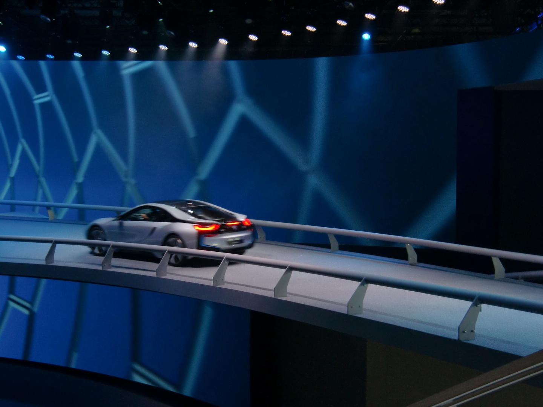 IAA 2013 - BMW i8