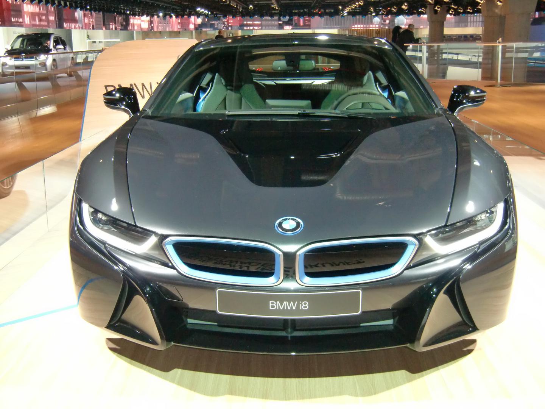 IAA 2013 Weltpremiere BMW i8
