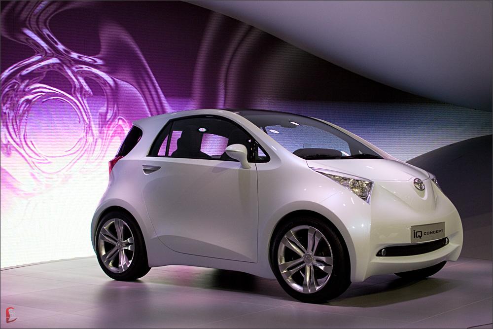 IAA Frankfurt 2007 - Toyota IQ Concept 2