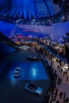 IAA Frankfurt Mercedes Show