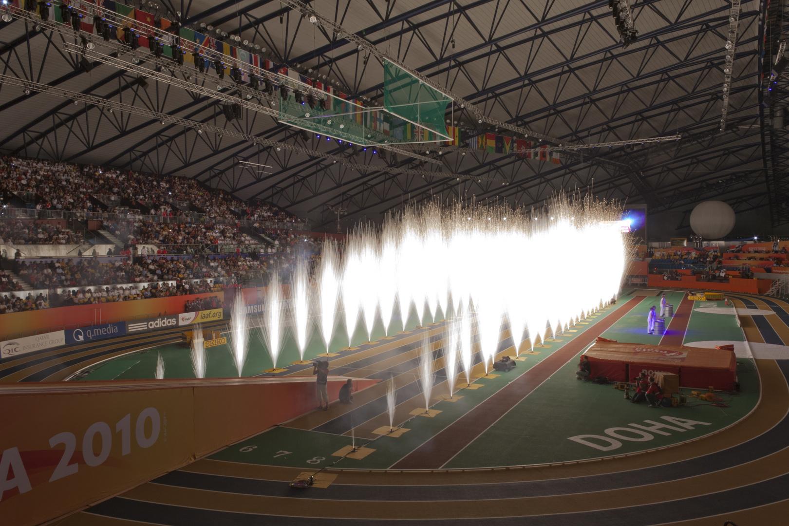 IAAF Opening