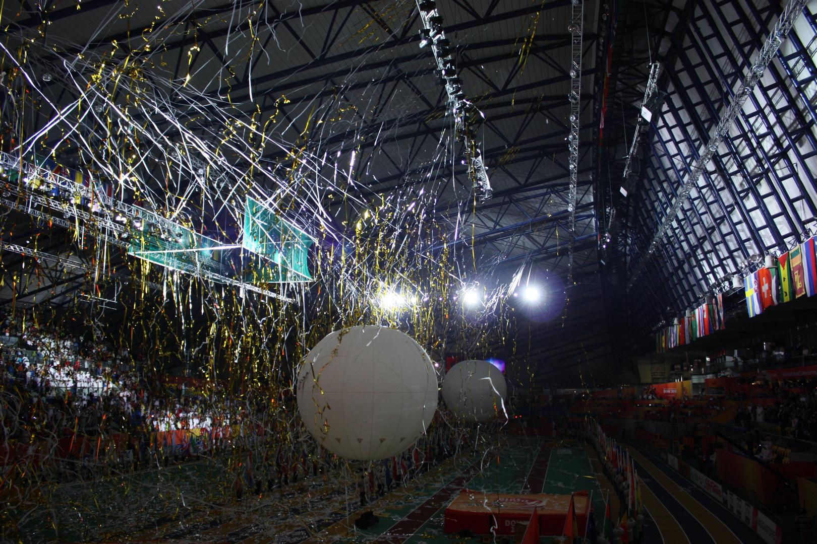 IAAF Opening II
