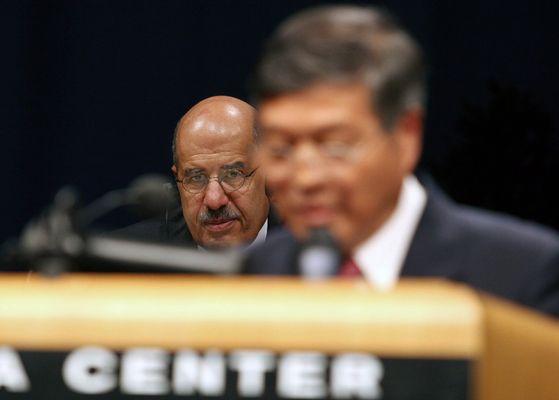 IAEA ElBaradei