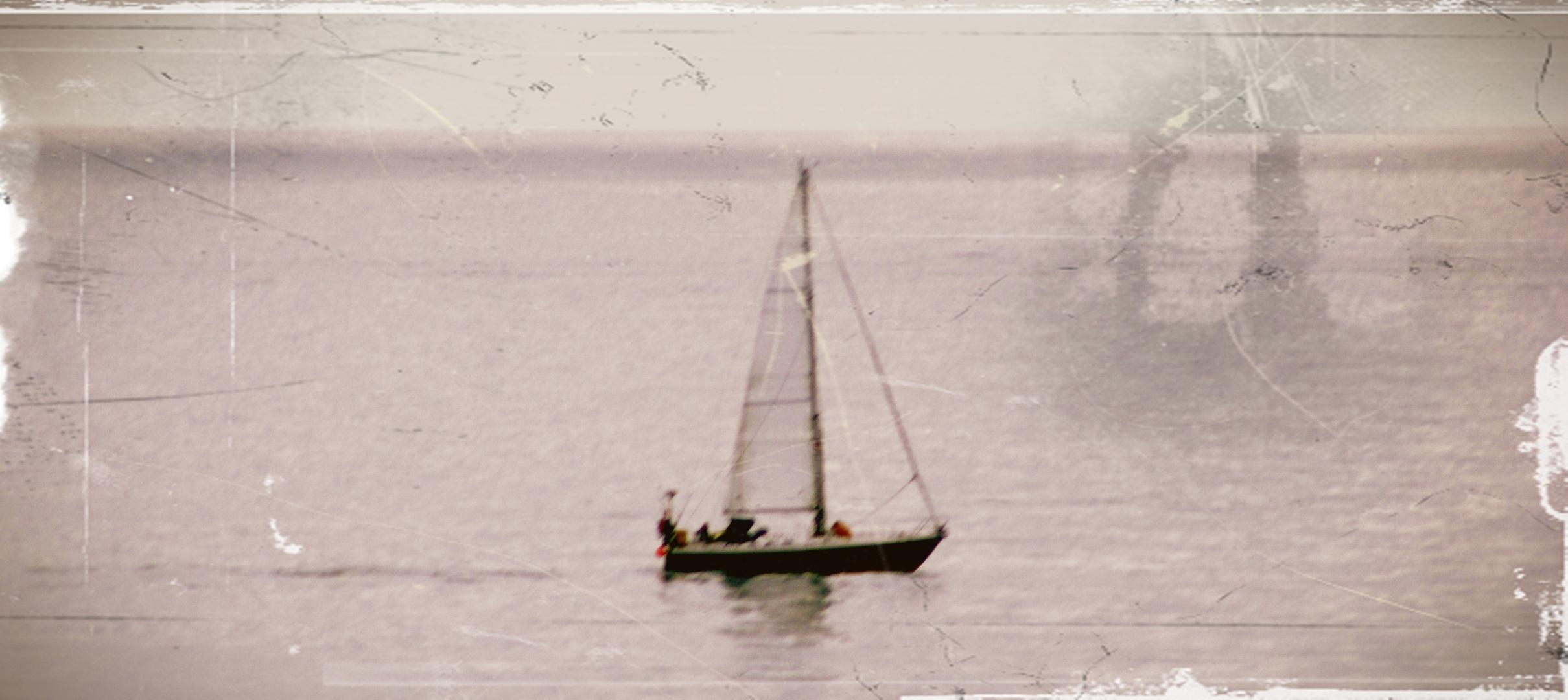 I'am sailing, I'am sailing