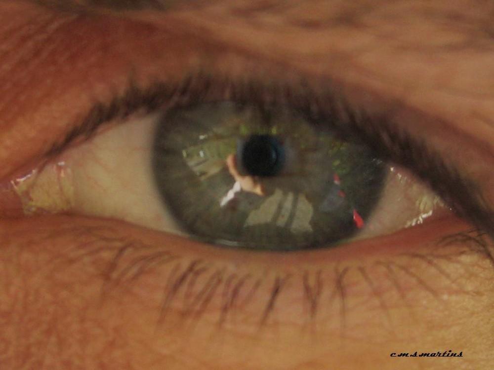 I`am watching you!