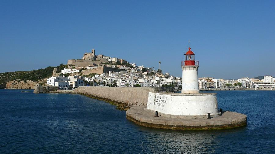 Ibiza (Eivissa) - Stadt