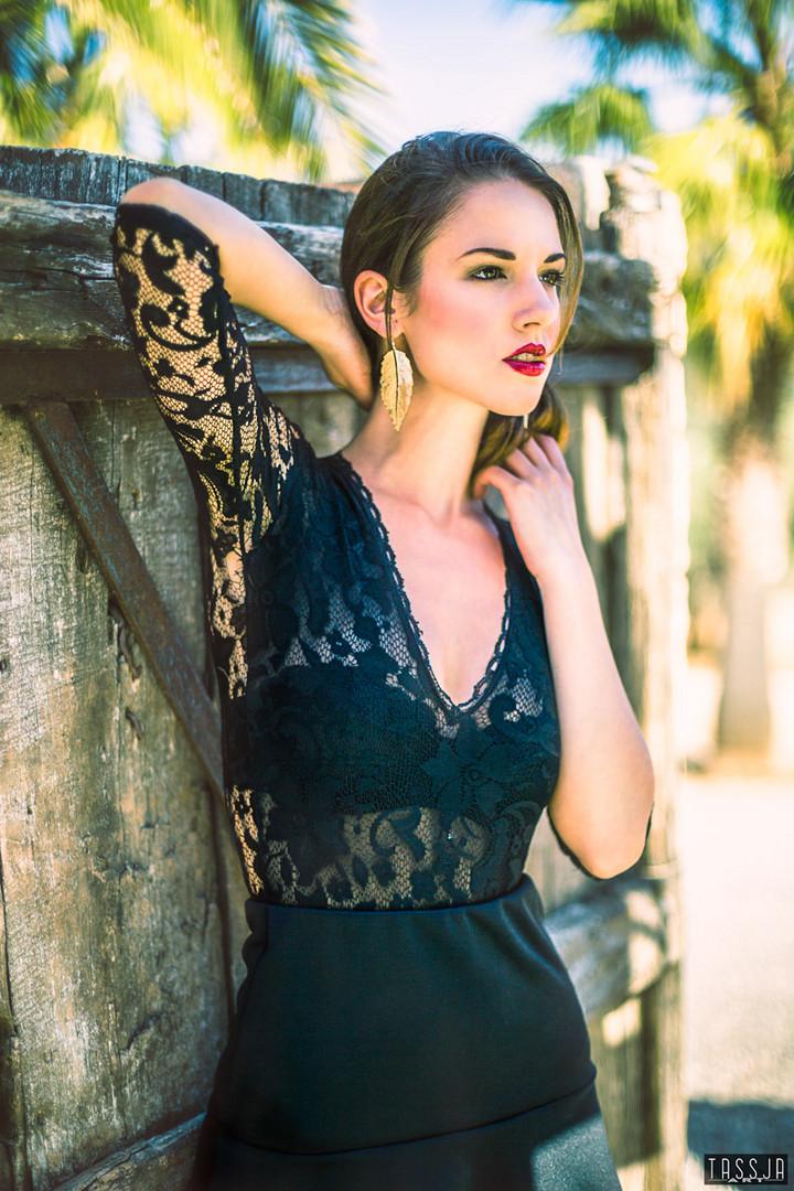 Ibiza - Fashion-Photography 2014 mit Sina Linder