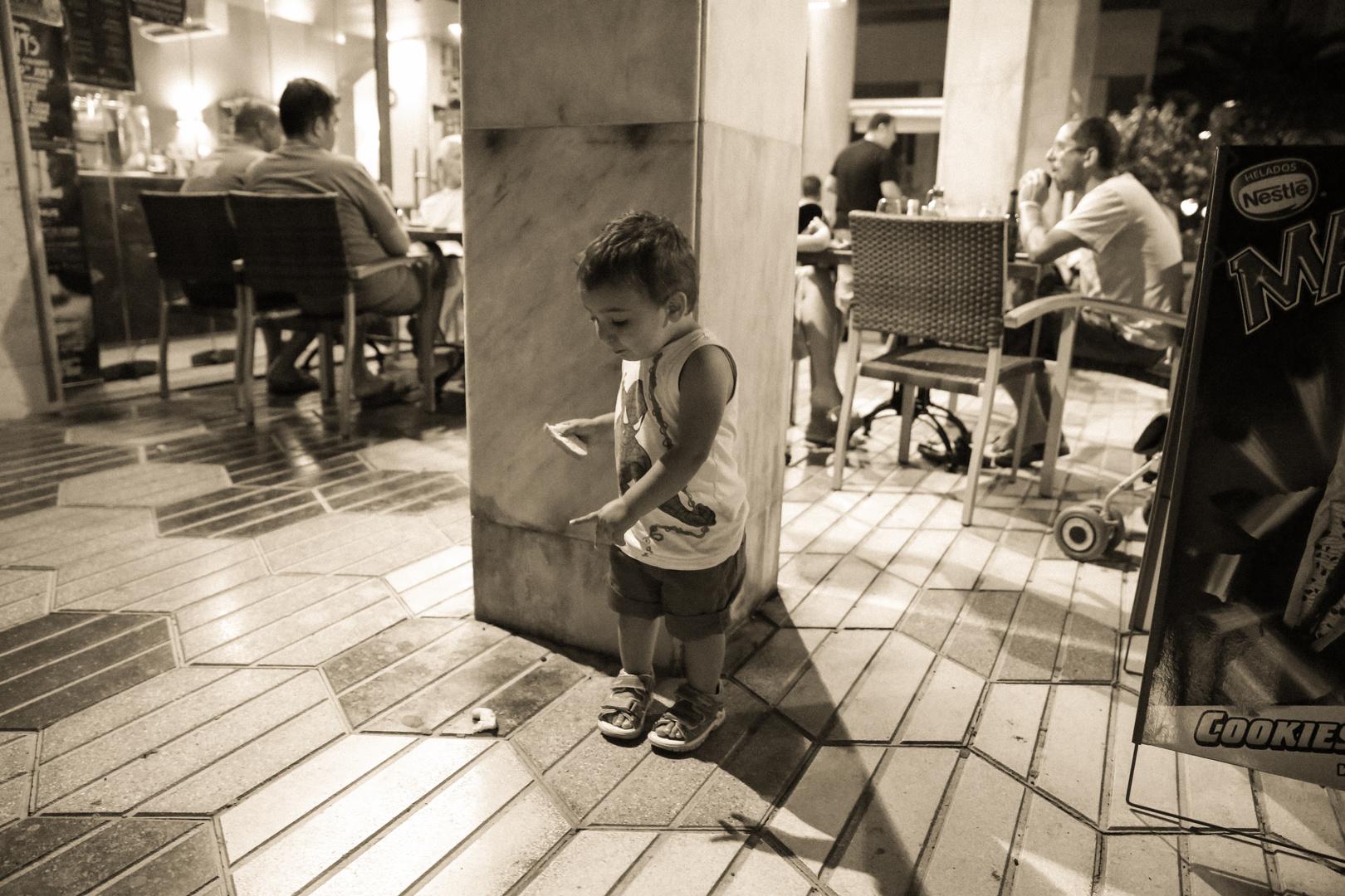 Ibiza Kid