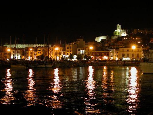 Ibiza @ Night