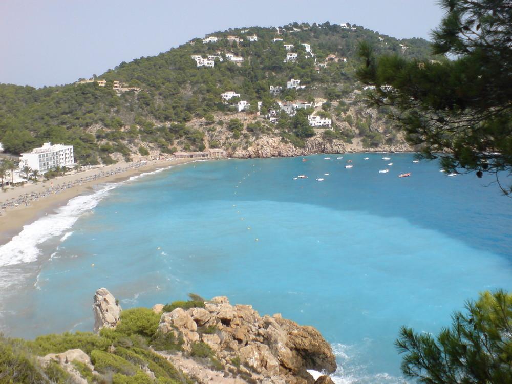 Ibiza Plaja de Cala de Sant Vicent