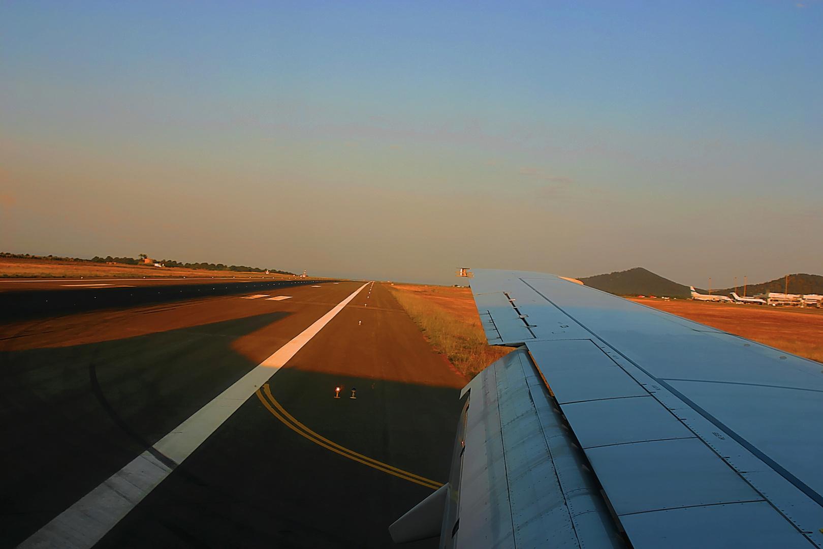 Ibiza Runway Overview