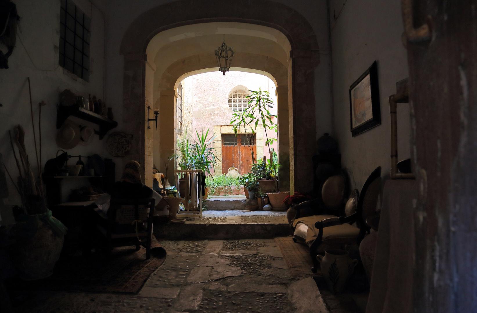 Ibiza Stadt - Dalt Vila - Einblicke