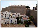 Ibiza - Stadtmauer