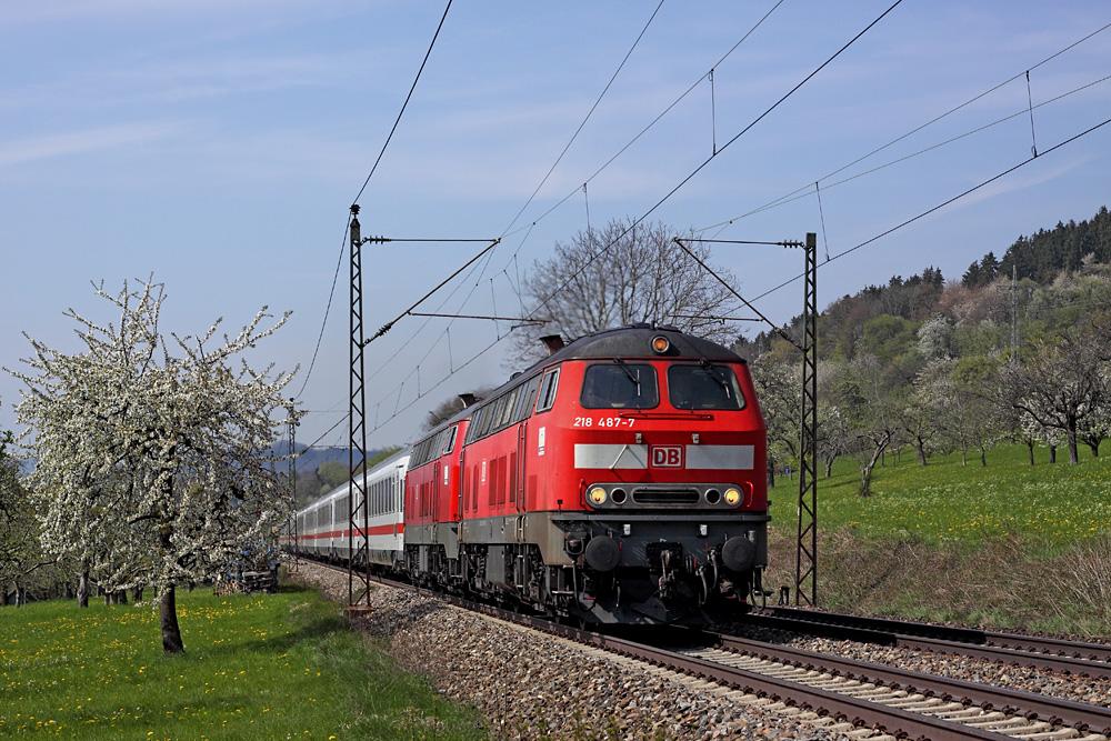 IC 2013 im Frühling