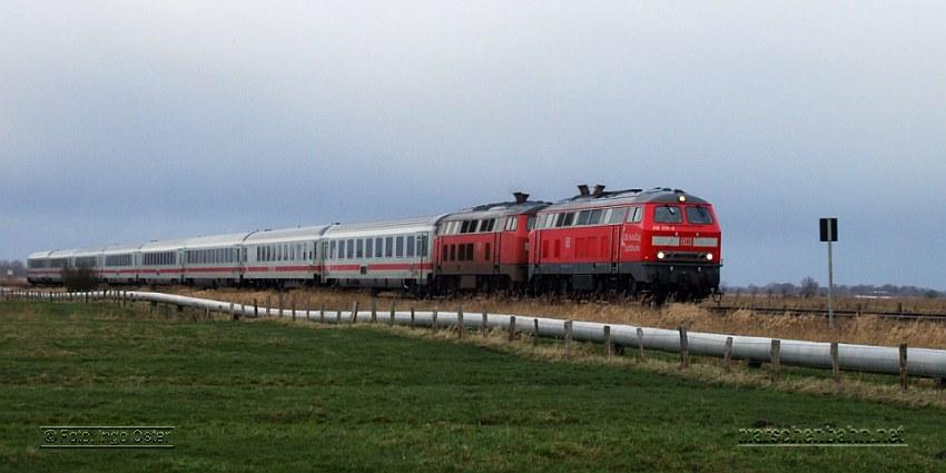 IC 2171 nach Frankfurt