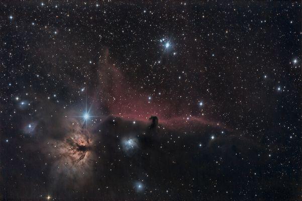 IC 434 - Astrokooperation mit Carsten Jonas