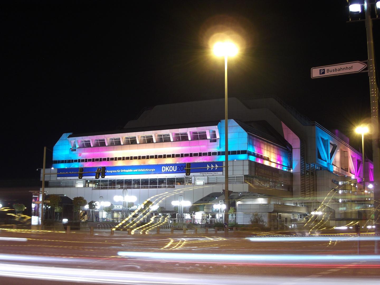 ICC beim Festival of Lights 2011