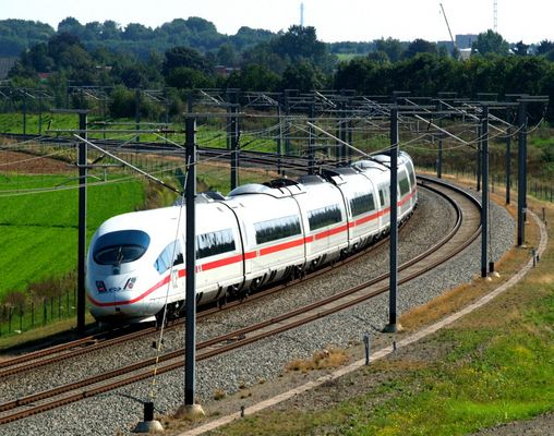 ICE 3 des NS en Belgique