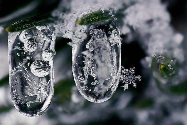 * Ice Art *